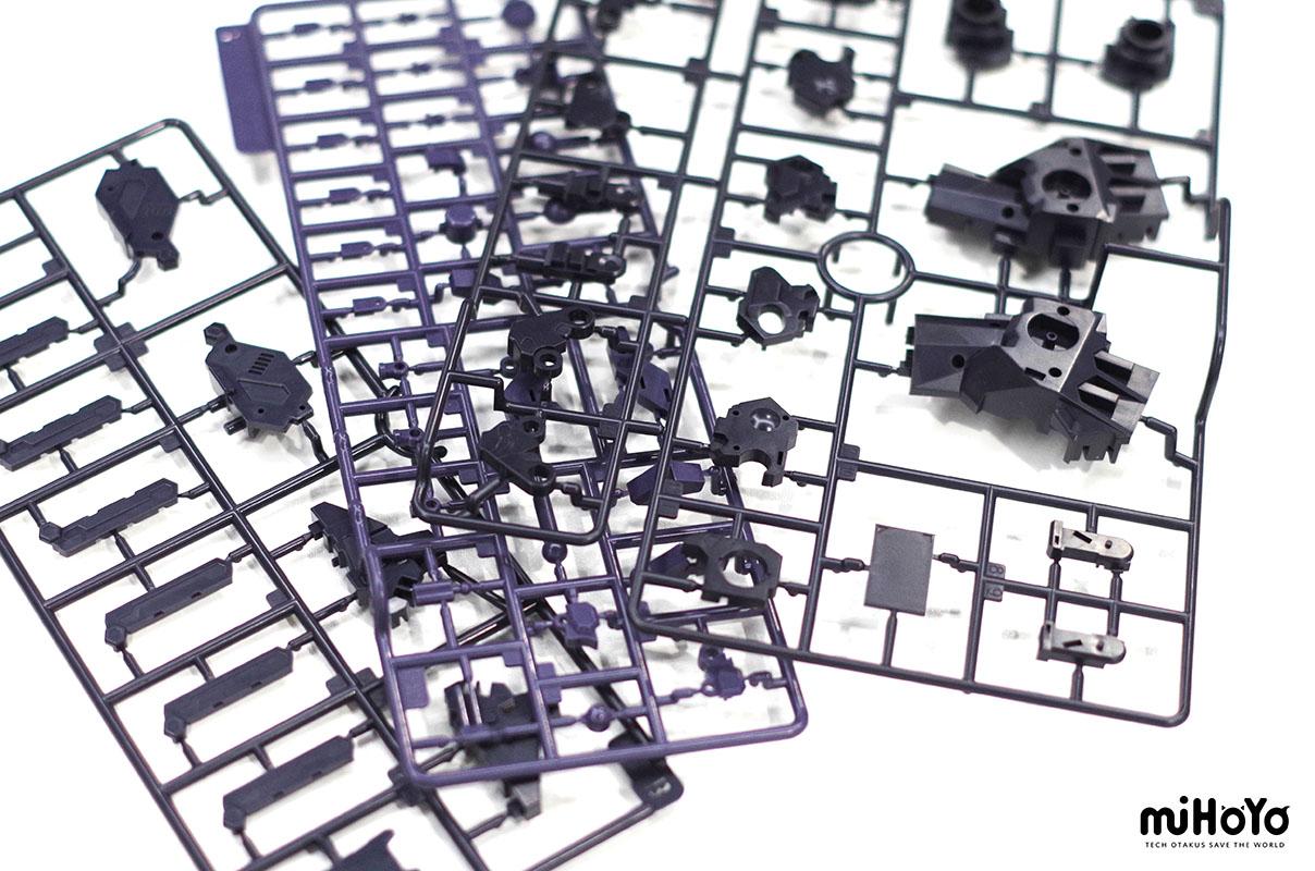 崩壊3rd『タイタン機甲』プラスチックモデルキット-014