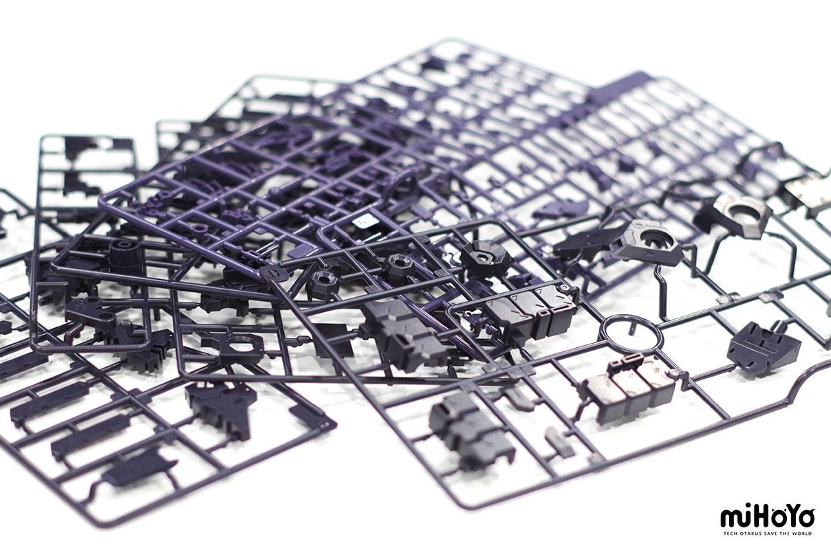 崩壊3rd『タイタン機甲』プラスチックモデルキット-015