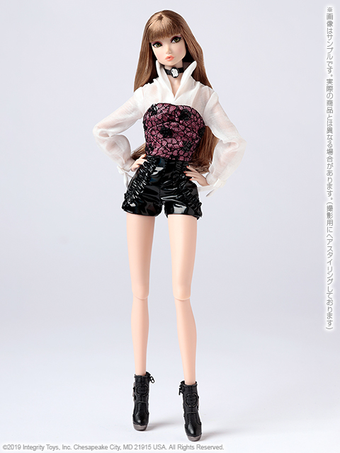 FR: Nippon™ Collection『Baroque Dream Misaki™ Doll 81090(バロックドリーム ミサキ)』完成品ドール-001