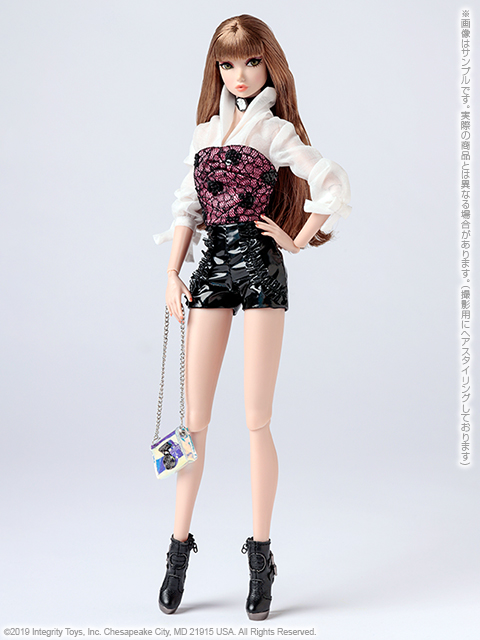 FR: Nippon™ Collection『Baroque Dream Misaki™ Doll 81090(バロックドリーム ミサキ)』完成品ドール-002