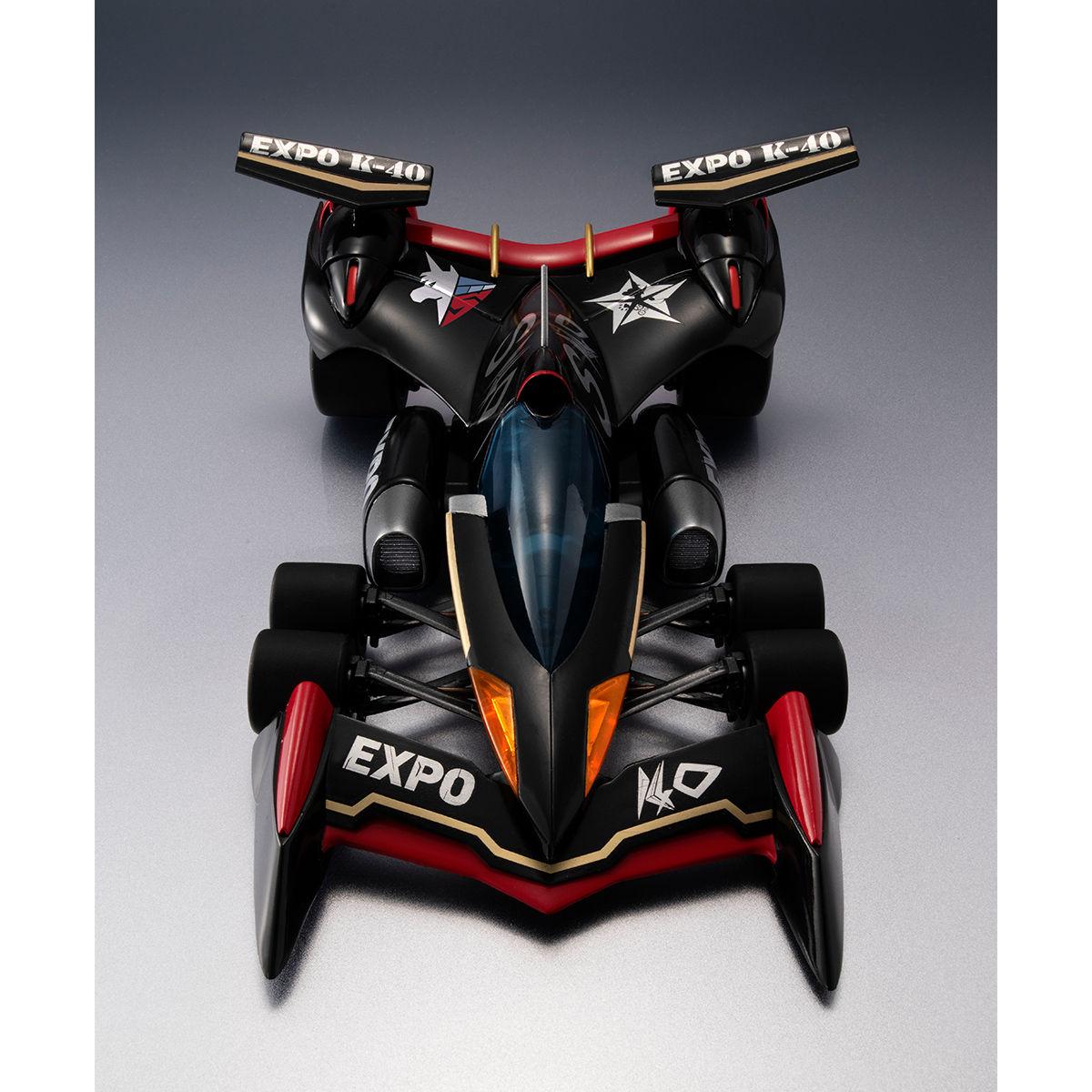 ヴァリアブルアクション『スーパーアスラーダ AKF-11/K-40 limited ver.』新世紀GPXサイバーフォーミュラ 可動モデル-003