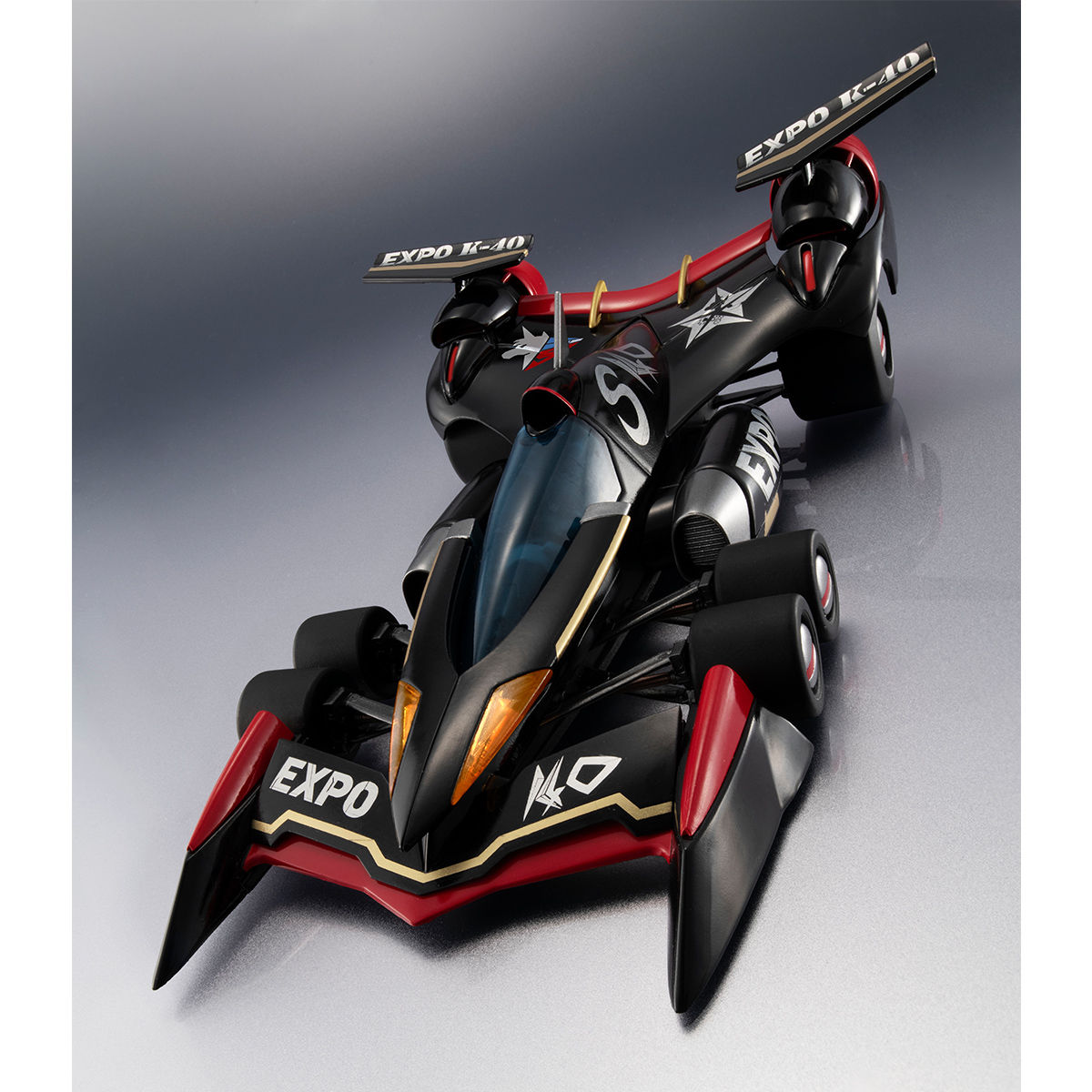 ヴァリアブルアクション『スーパーアスラーダ AKF-11/K-40 limited ver.』新世紀GPXサイバーフォーミュラ 可動モデル-004