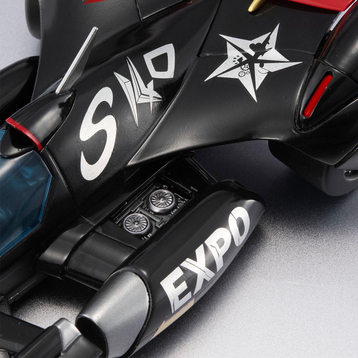 ヴァリアブルアクション『スーパーアスラーダ AKF-11/K-40 limited ver.』新世紀GPXサイバーフォーミュラ 可動モデル-005