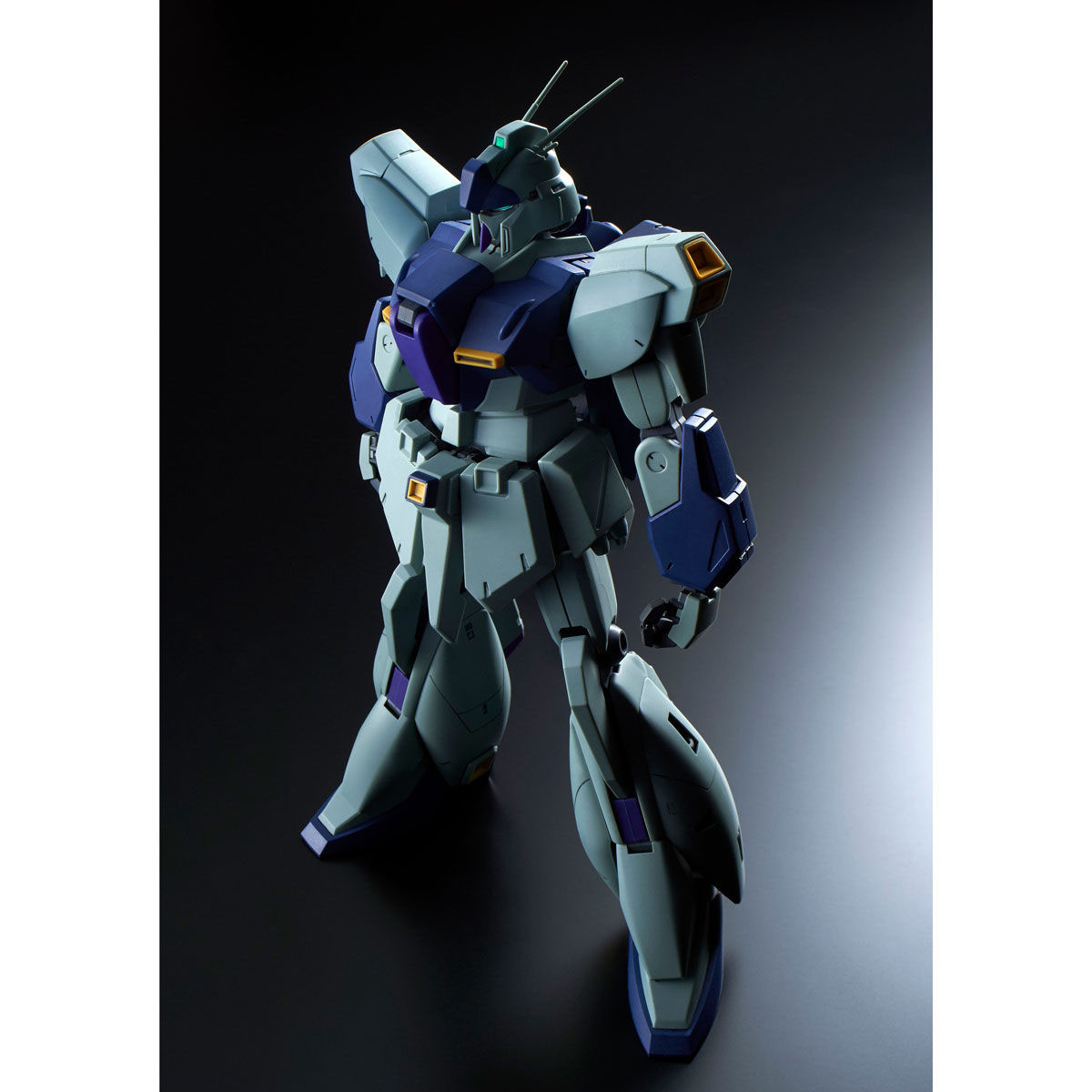 【限定販売】MG 1/100『リ・ガズィ(ユニコーンVer.)』ガンダムUC プラモデル-002