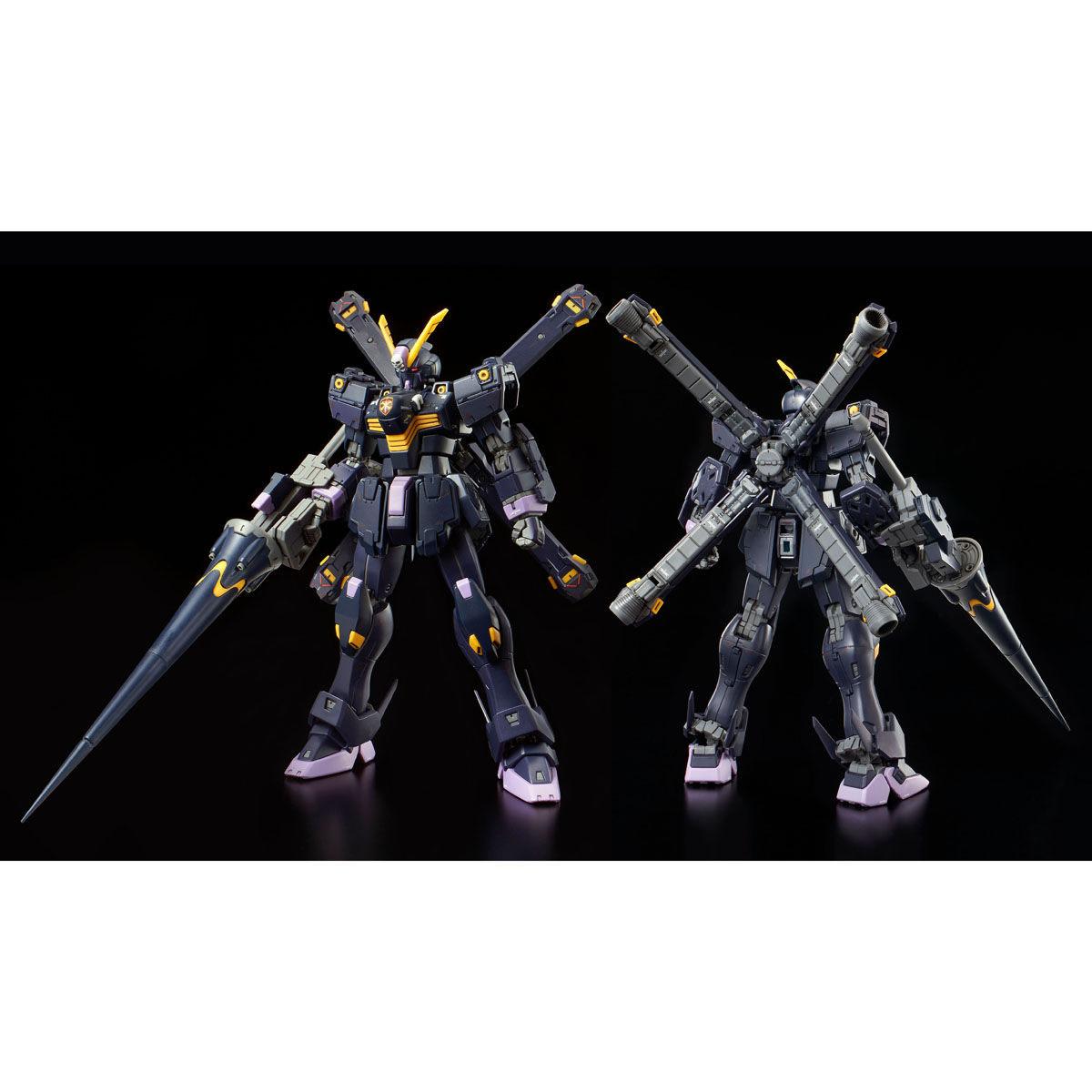 【限定販売】RG 1/144『クロスボーン・ガンダムX2』プラモデル-002