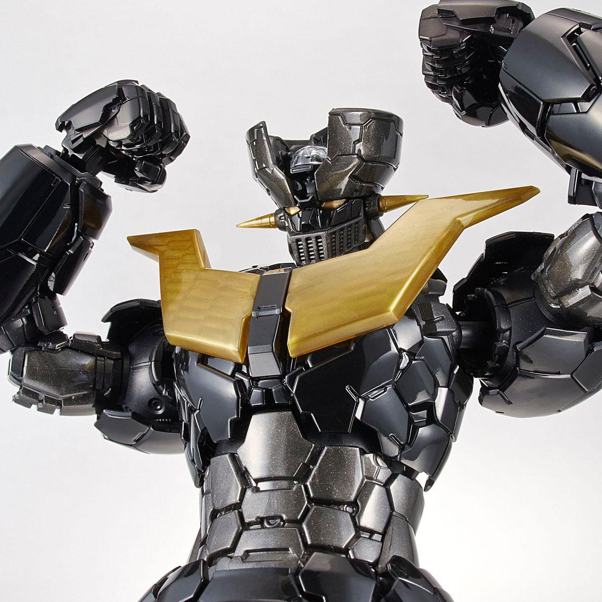 【限定販売】HG 1/144『マジンガーZ ブラックVer.(マジンガーZ INFINITY Ver.)』プラモデル-001
