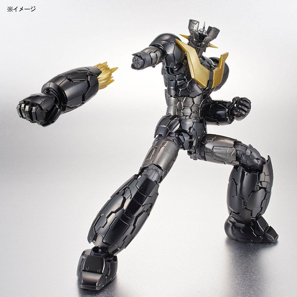 【限定販売】HG 1/144『マジンガーZ ブラックVer.(マジンガーZ INFINITY Ver.)』プラモデル-004