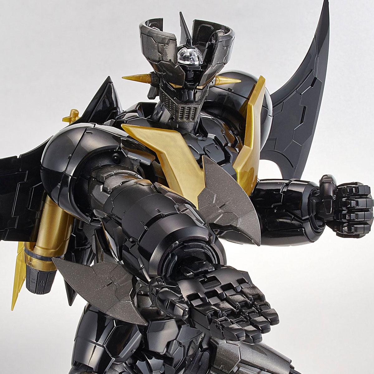 【限定販売】HG 1/144『マジンガーZ ブラックVer.(マジンガーZ INFINITY Ver.)』プラモデル-005