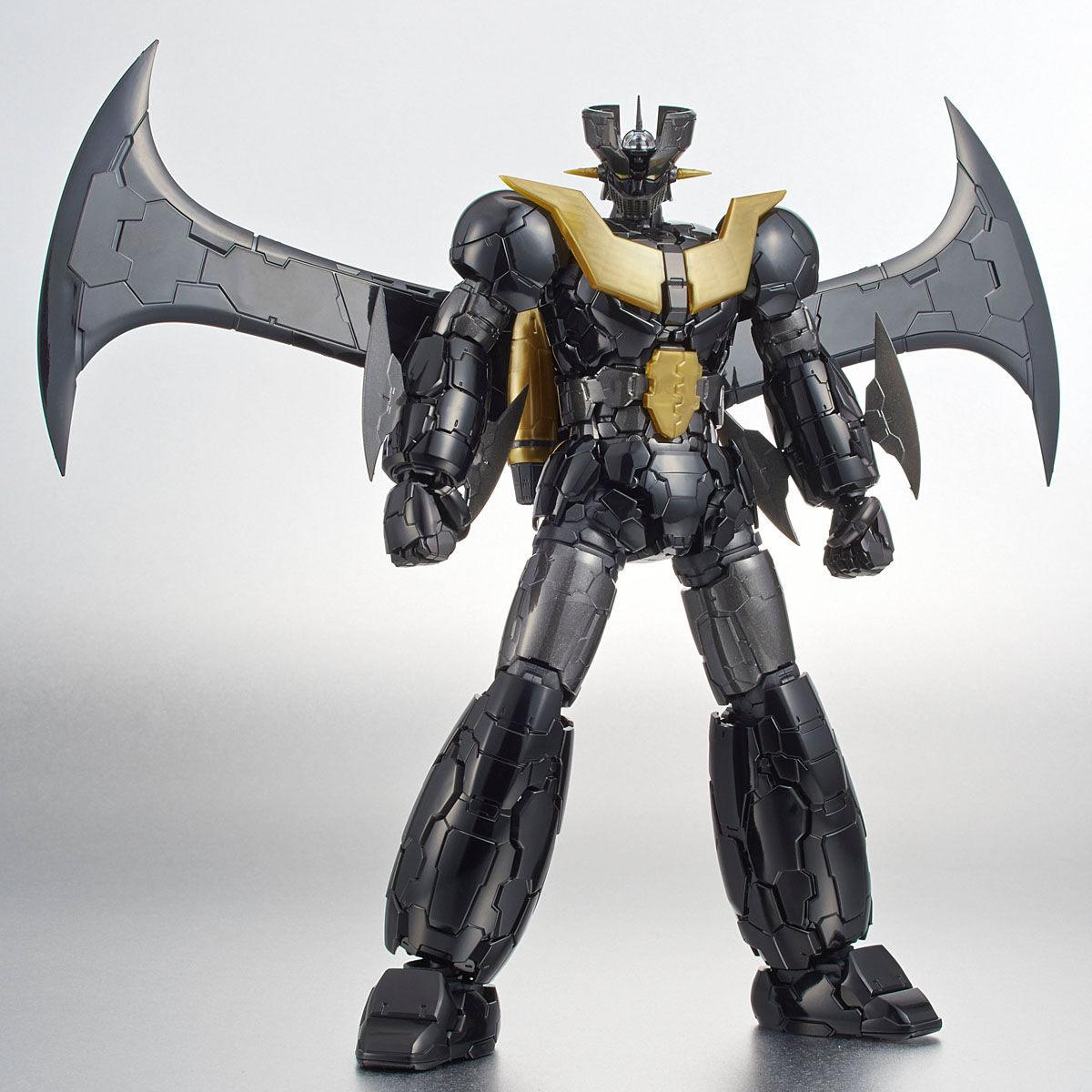 【限定販売】HG 1/144『マジンガーZ ブラックVer.(マジンガーZ INFINITY Ver.)』プラモデル-008