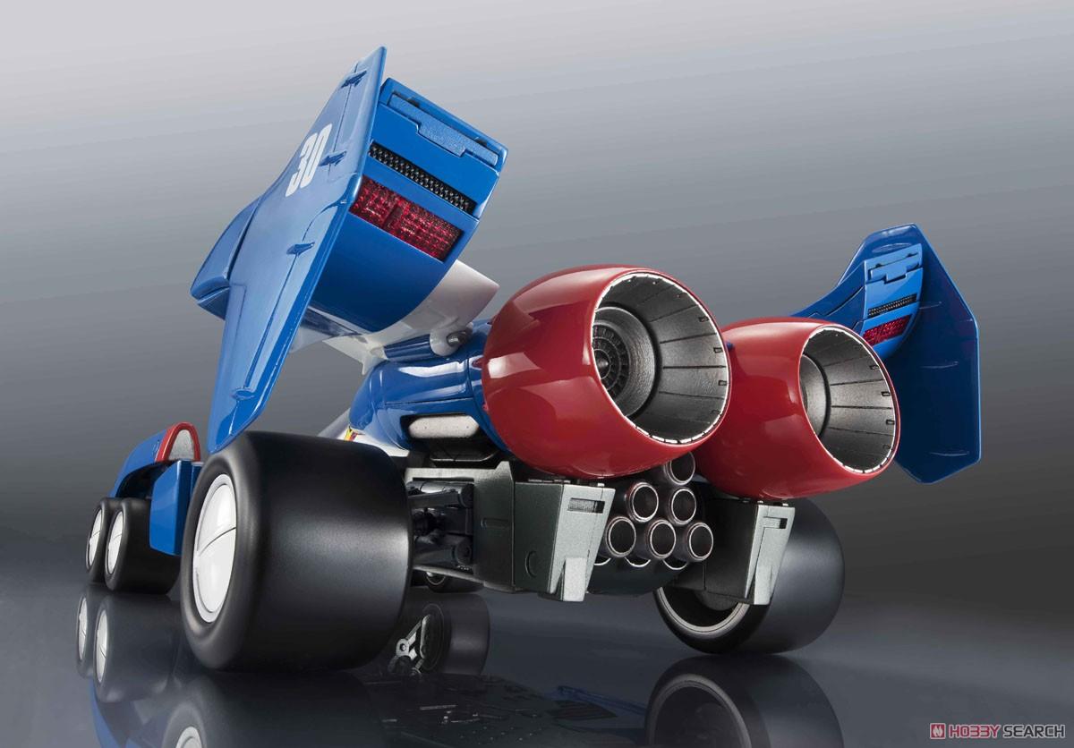 【再販】ヴァリアブルアクション Hi-SPEC『スーパーアスラーダ01』新世紀GPXサイバーフォーミュラ 1/18 可動モデル-006
