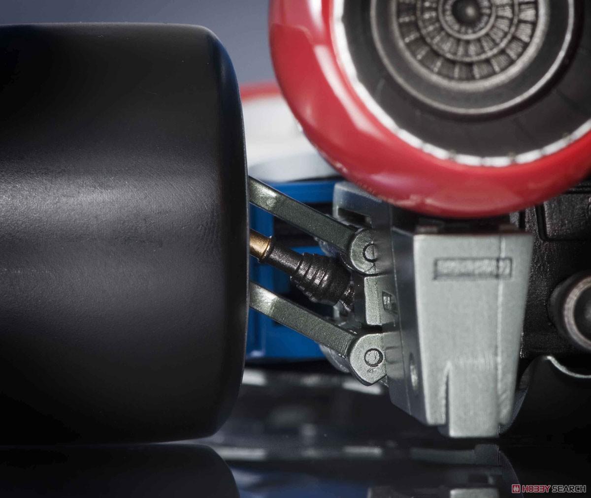 【再販】ヴァリアブルアクション Hi-SPEC『スーパーアスラーダ01』新世紀GPXサイバーフォーミュラ 1/18 可動モデル-008