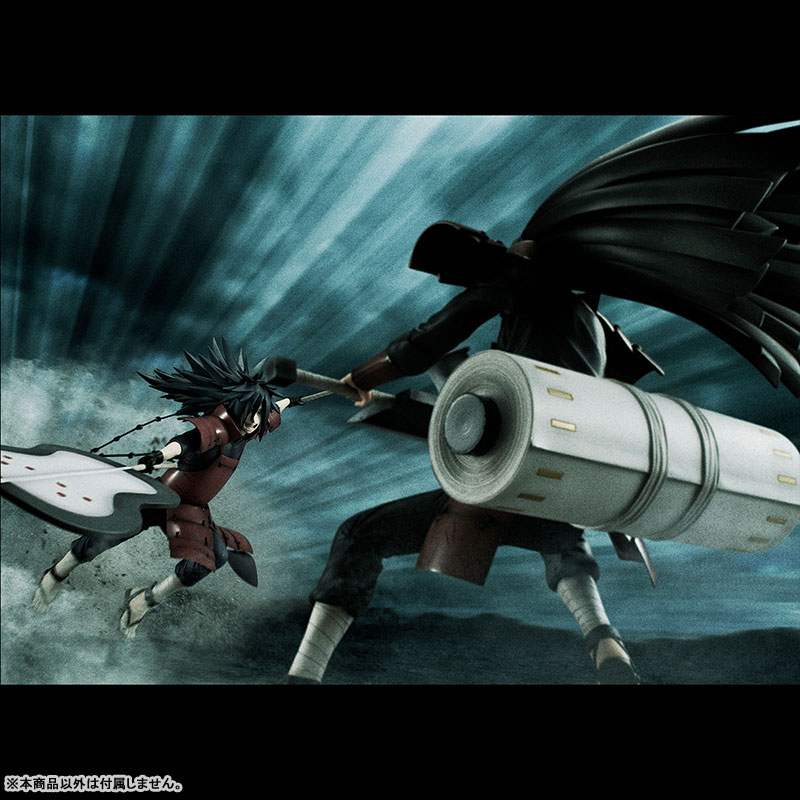 G.E.M.シリーズ『うちはマダラ』NARUTO-ナルト- 完成品フィギュア-009