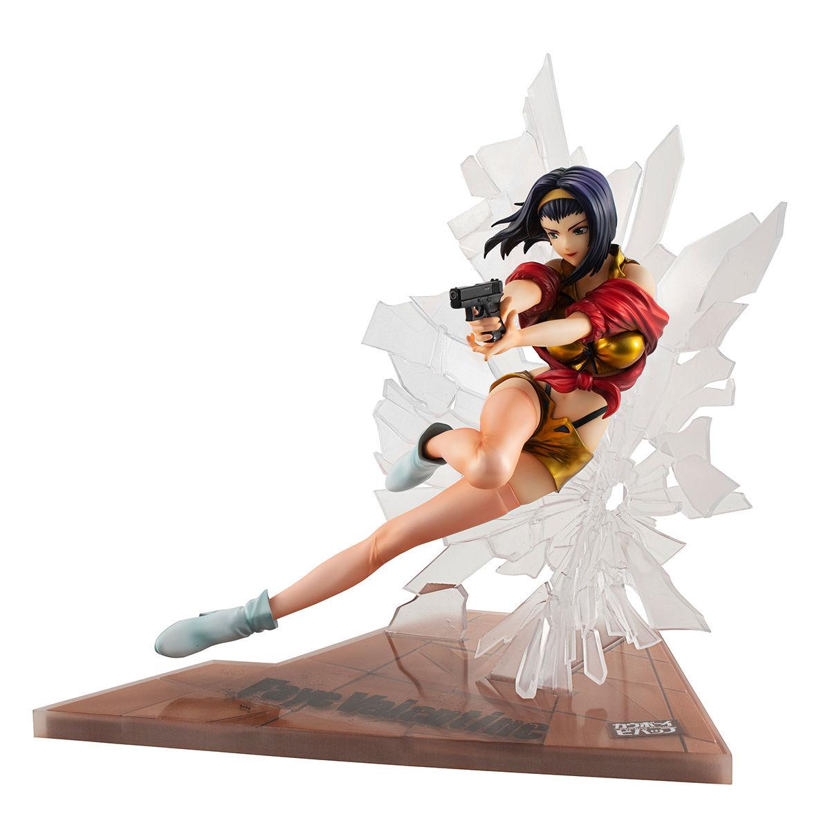 【限定販売】カウボーイビバップ『スパイク&フェイ 1st GIG set』1/8 完成品フィギュア-017