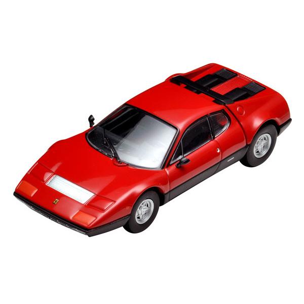 トミカリミテッドヴィンテージ ネオ TLV-NEO『フェラーリ365 GT4 BB(赤/黒)』ミニカー