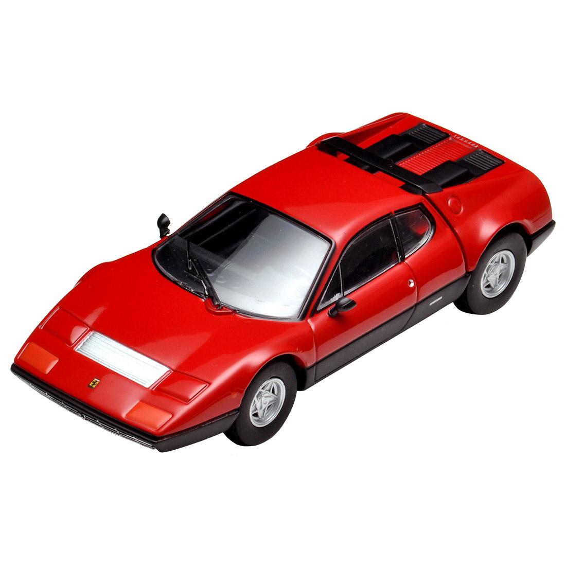 トミカリミテッドヴィンテージ ネオ TLV-NEO『フェラーリ365 GT4 BB(赤/黒)』ミニカー-001