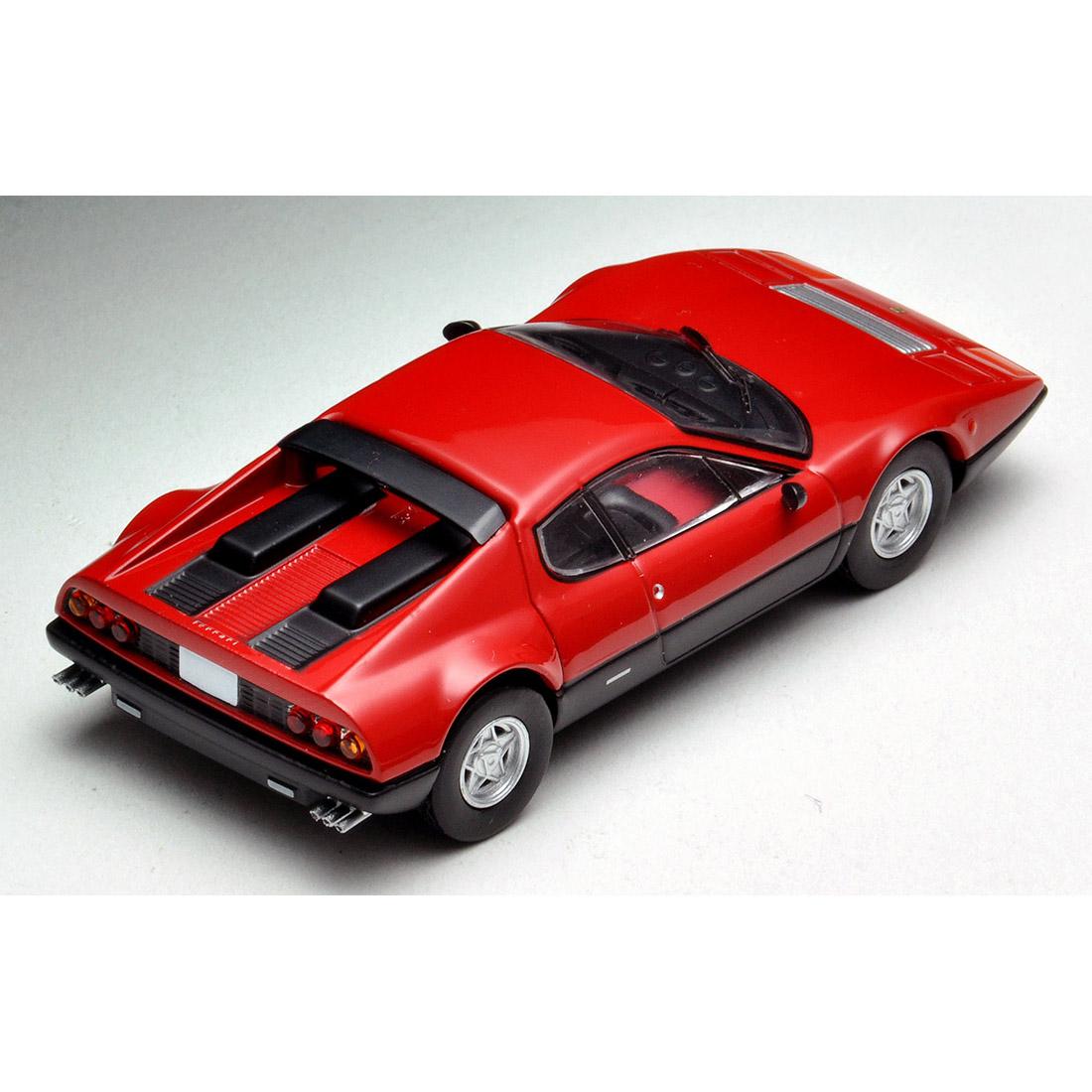 トミカリミテッドヴィンテージ ネオ TLV-NEO『フェラーリ365 GT4 BB(赤/黒)』ミニカー-002