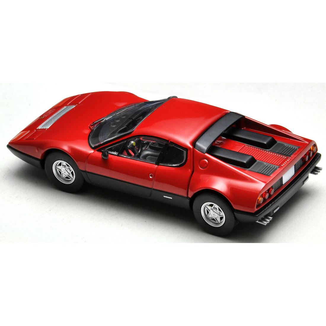 トミカリミテッドヴィンテージ ネオ TLV-NEO『フェラーリ365 GT4 BB(赤/黒)』ミニカー-003