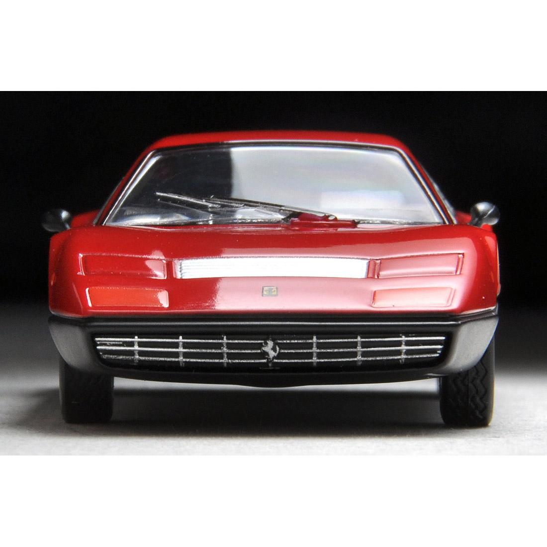 トミカリミテッドヴィンテージ ネオ TLV-NEO『フェラーリ365 GT4 BB(赤/黒)』ミニカー-004