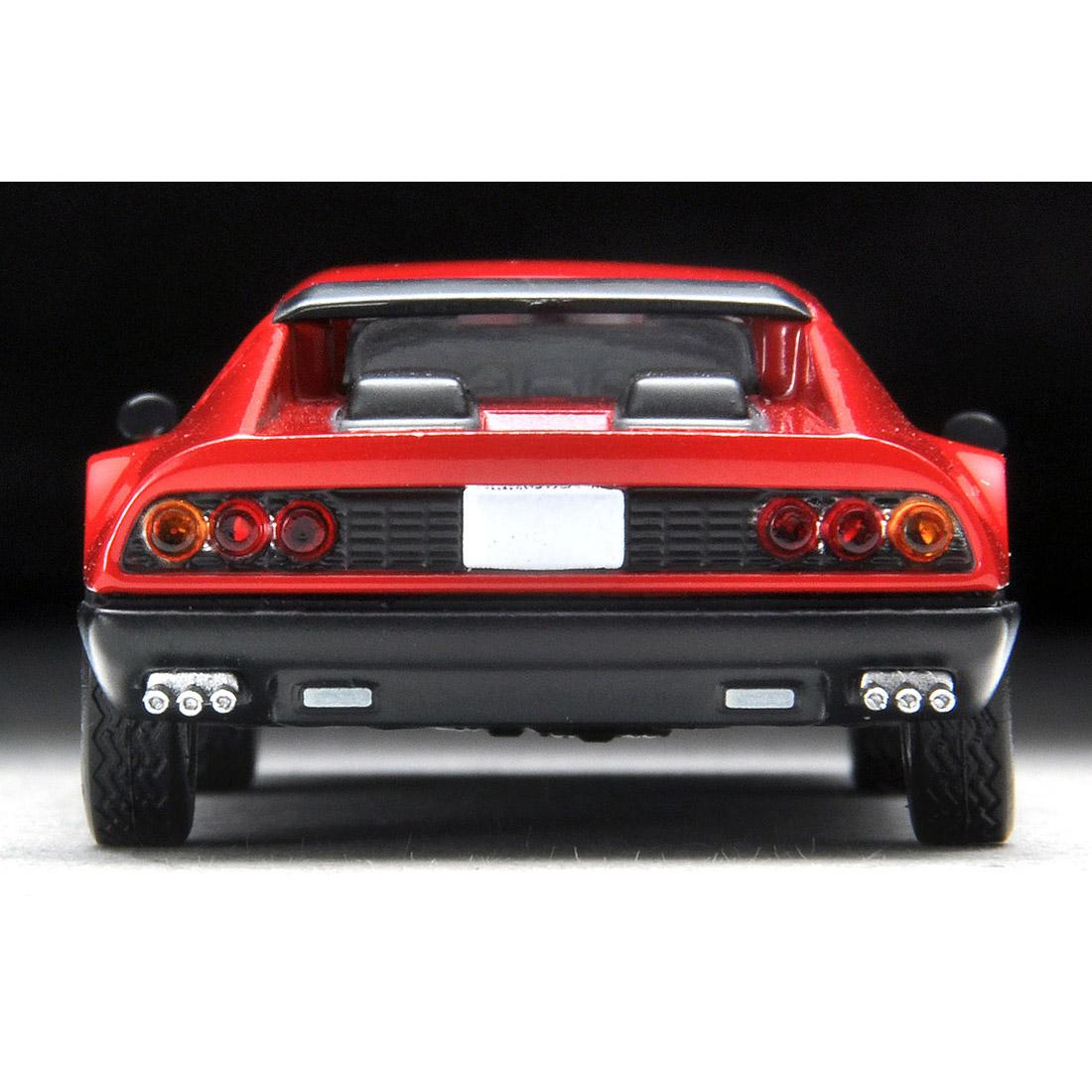 トミカリミテッドヴィンテージ ネオ TLV-NEO『フェラーリ365 GT4 BB(赤/黒)』ミニカー-005