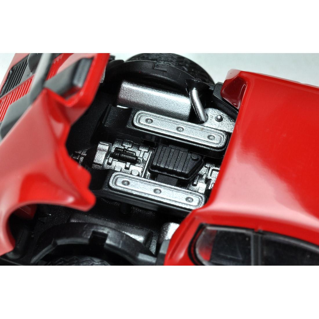 トミカリミテッドヴィンテージ ネオ TLV-NEO『フェラーリ365 GT4 BB(赤/黒)』ミニカー-006