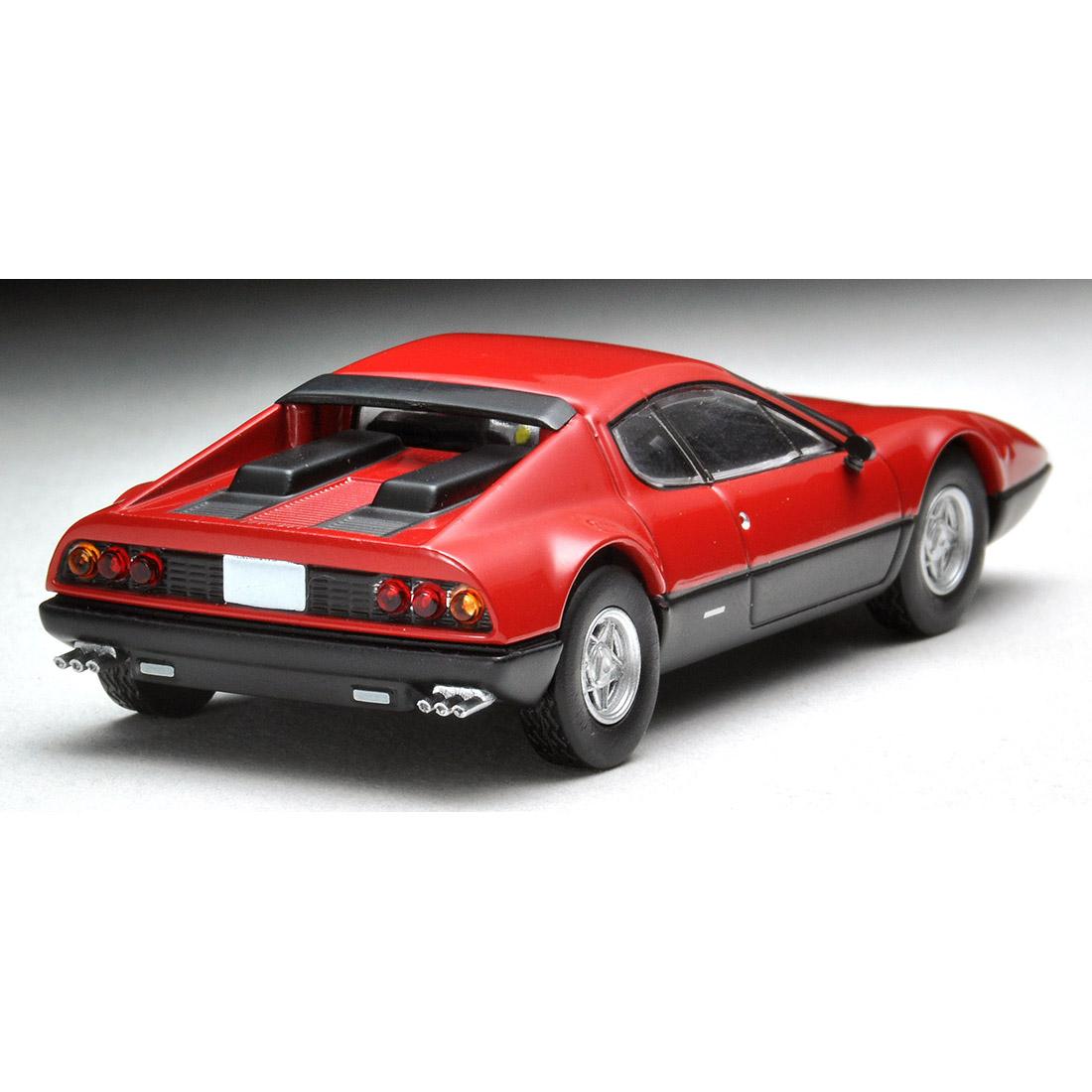トミカリミテッドヴィンテージ ネオ TLV-NEO『フェラーリ365 GT4 BB(赤/黒)』ミニカー-007