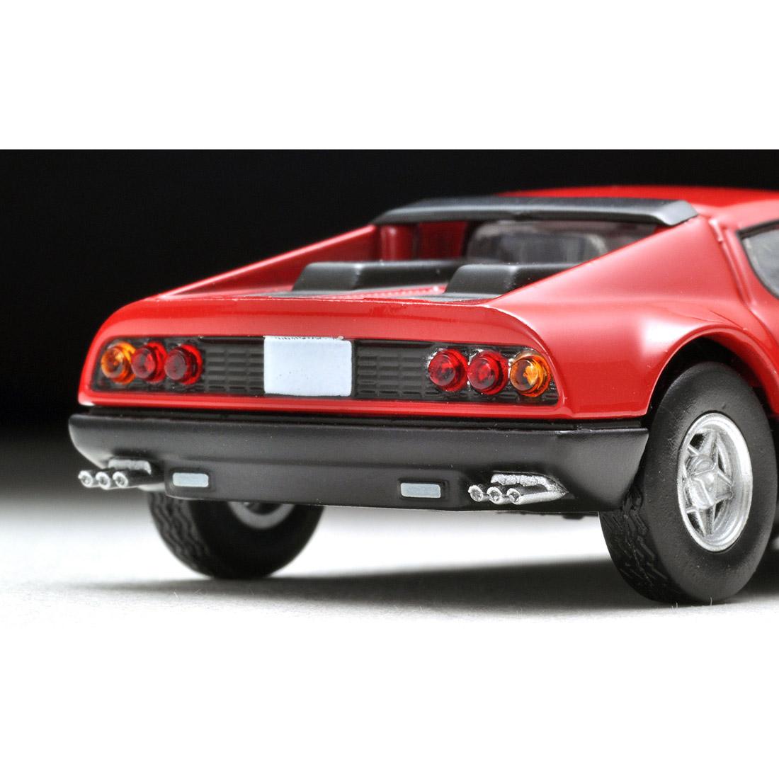 トミカリミテッドヴィンテージ ネオ TLV-NEO『フェラーリ365 GT4 BB(赤/黒)』ミニカー-008