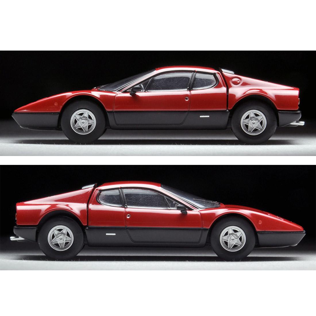 トミカリミテッドヴィンテージ ネオ TLV-NEO『フェラーリ365 GT4 BB(赤/黒)』ミニカー-009
