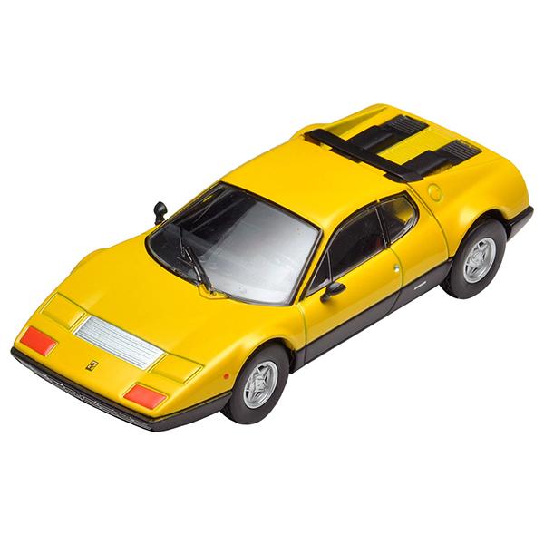【タカラトミーモールオリジナル】トミカリミテッドヴィンテージ ネオ TLV-NEO『フェラーリ365 GT4 BB(黄/黒)』ミニカー