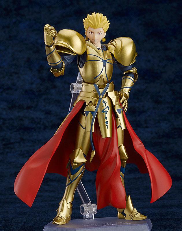 【再販】figma『アーチャー/ギルガメッシュ』Fate/Grand Order 可動フィギュア-001