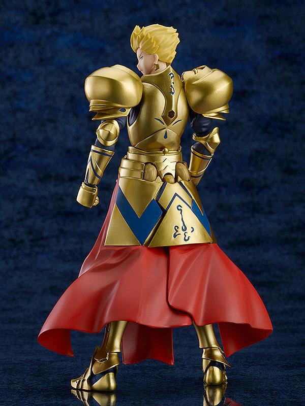 【再販】figma『アーチャー/ギルガメッシュ』Fate/Grand Order 可動フィギュア-004