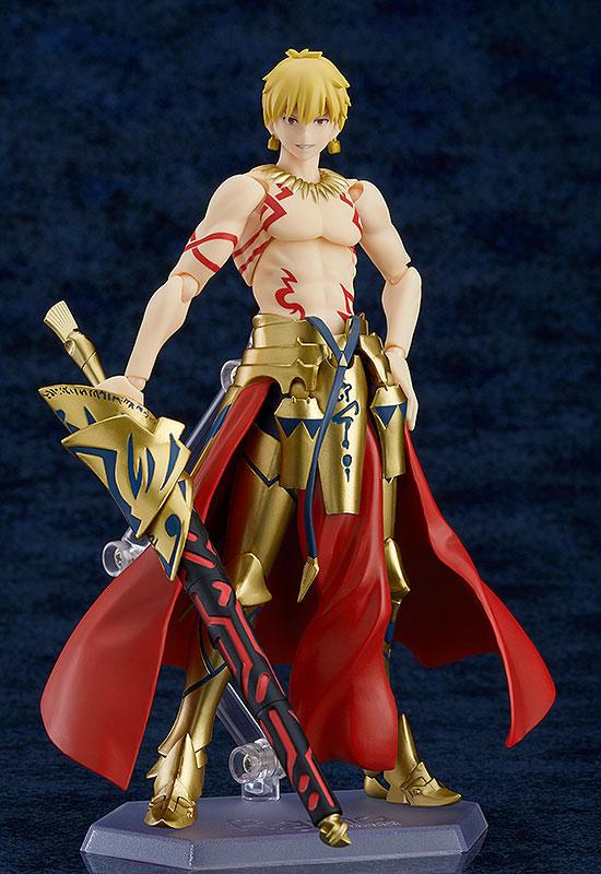 【再販】figma『アーチャー/ギルガメッシュ』Fate/Grand Order 可動フィギュア-006