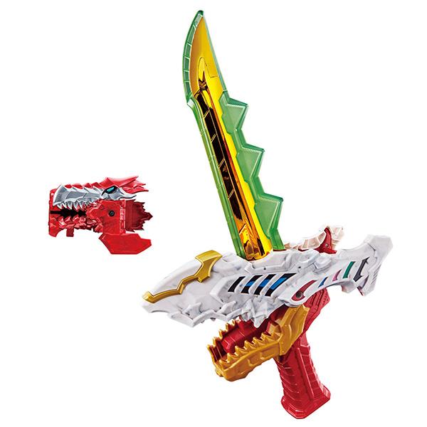 騎士竜戦隊リュウソウジャー『DXリュウソウカリバー』変身なりきり