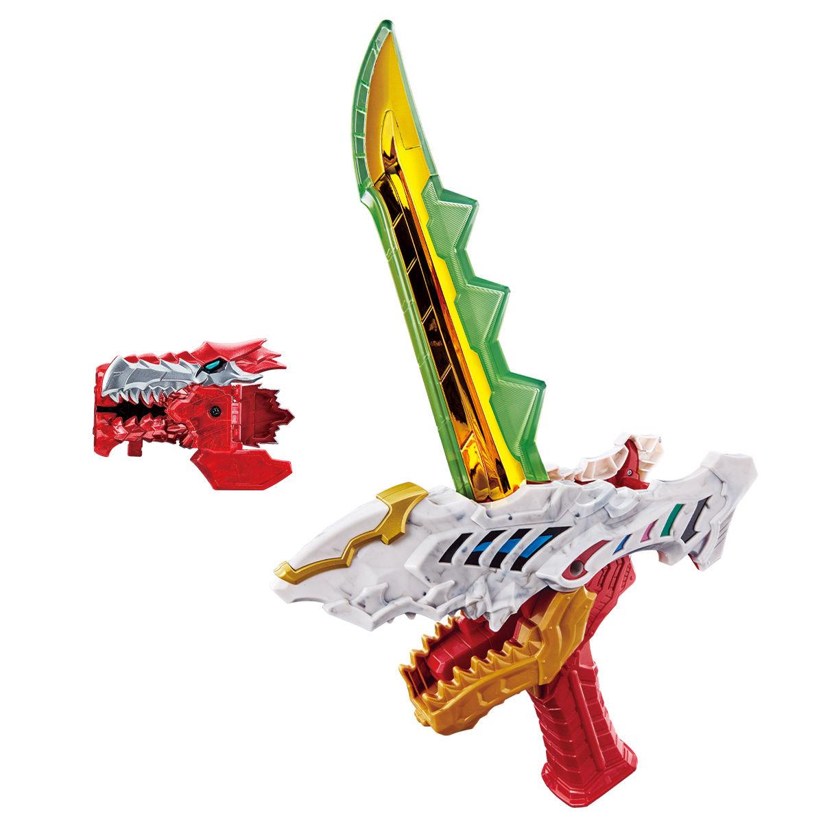 騎士竜戦隊リュウソウジャー『DXリュウソウカリバー』変身なりきり-001