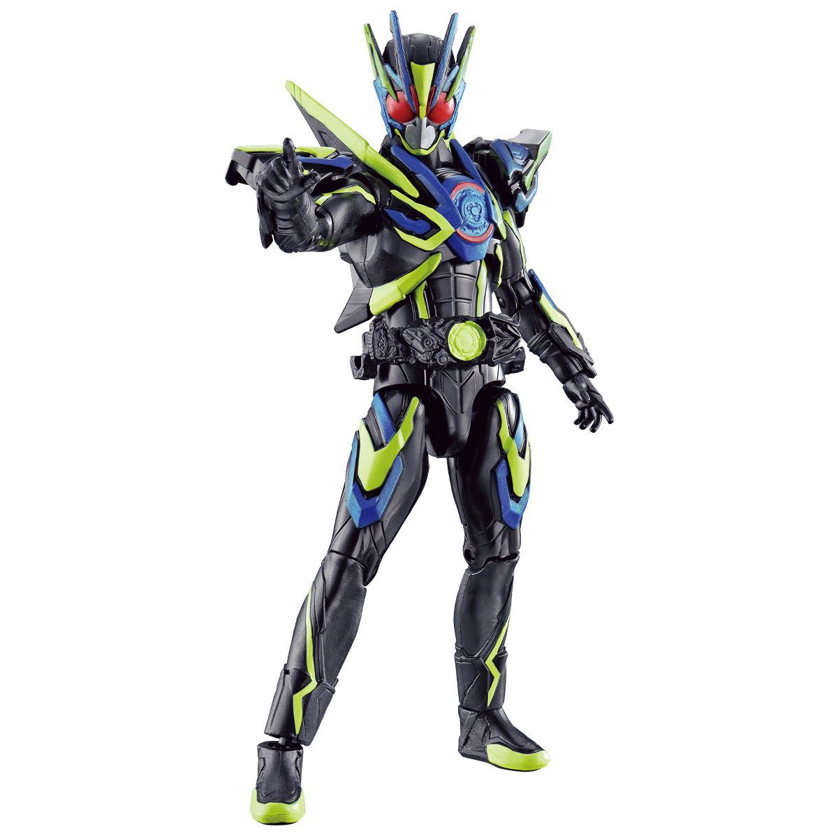 RKF『仮面ライダーゼロワン シャイニングアサルトホッパー』可動フィギュア-001