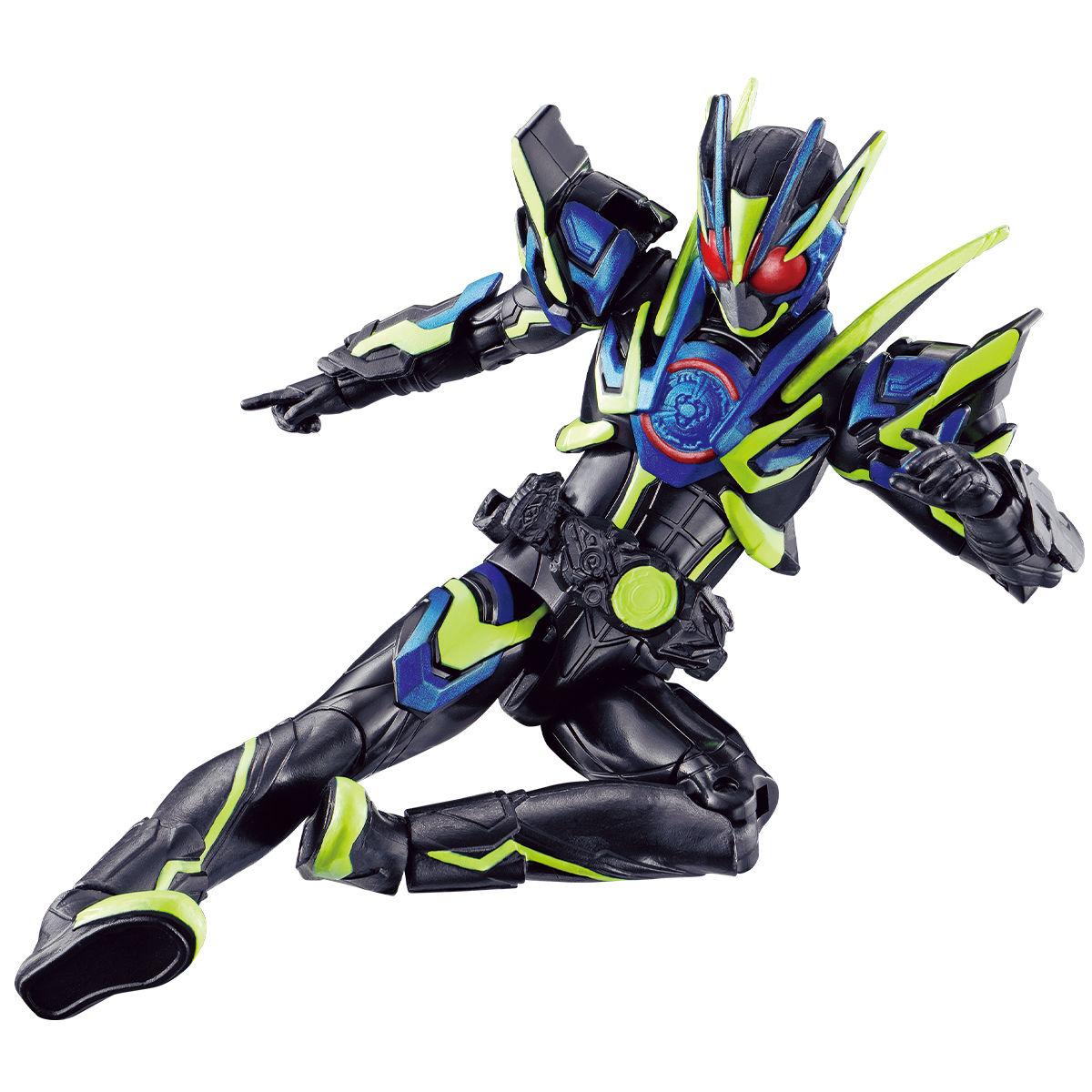 RKF『仮面ライダーゼロワン シャイニングアサルトホッパー』可動フィギュア-003