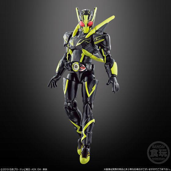 【食玩】装動『仮面ライダーゼロワン AI 03』コンプリートセット-006