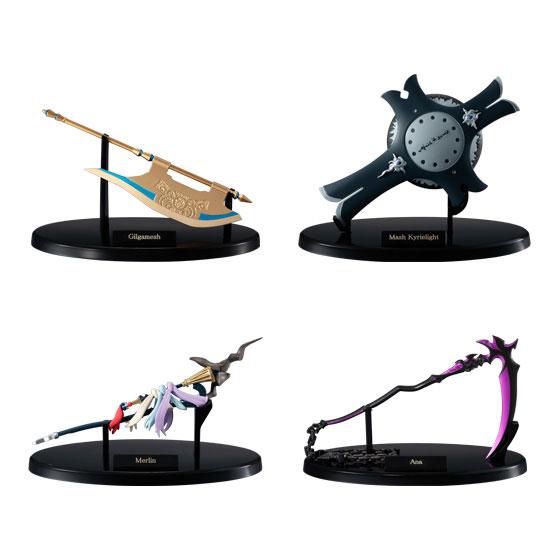 【食玩】Miniature Prop Collection『Fate/Grand Order -絶対魔獣戦線バビロニア- Vol.1』8個入りBOX