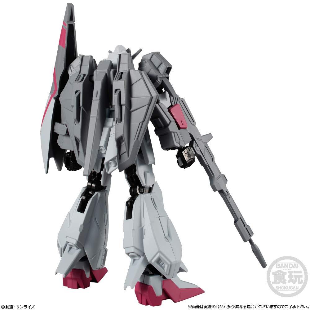 【食玩】機動戦士ガンダム『ゼータガンダム3号機』可動フィギュア-003