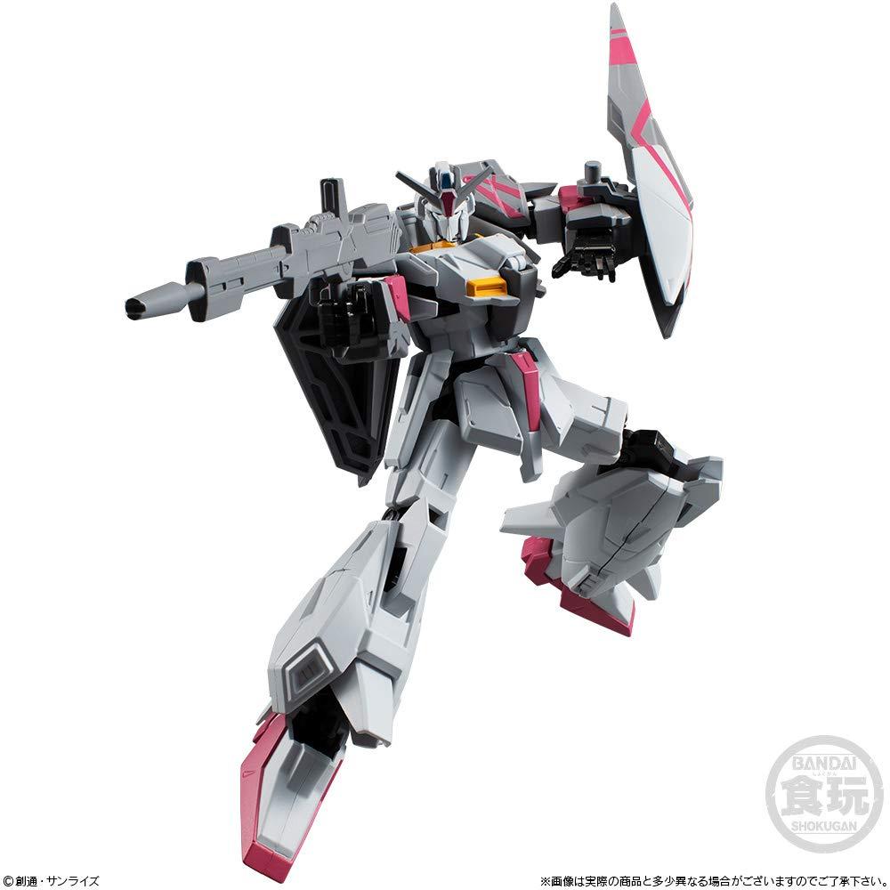 【食玩】機動戦士ガンダム『ゼータガンダム3号機』可動フィギュア-004