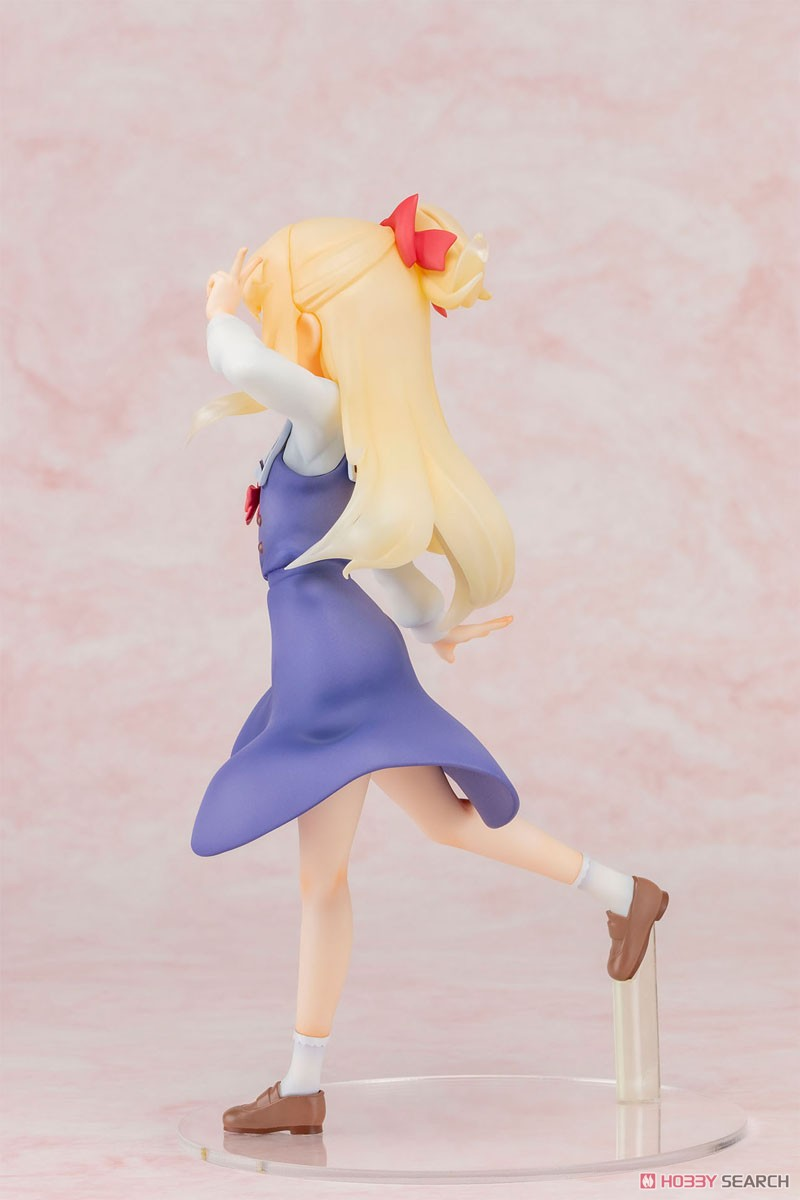 私に天使が舞い降りた!『 姫坂乃愛 制服ver』1/7 完成品フィギュア-003