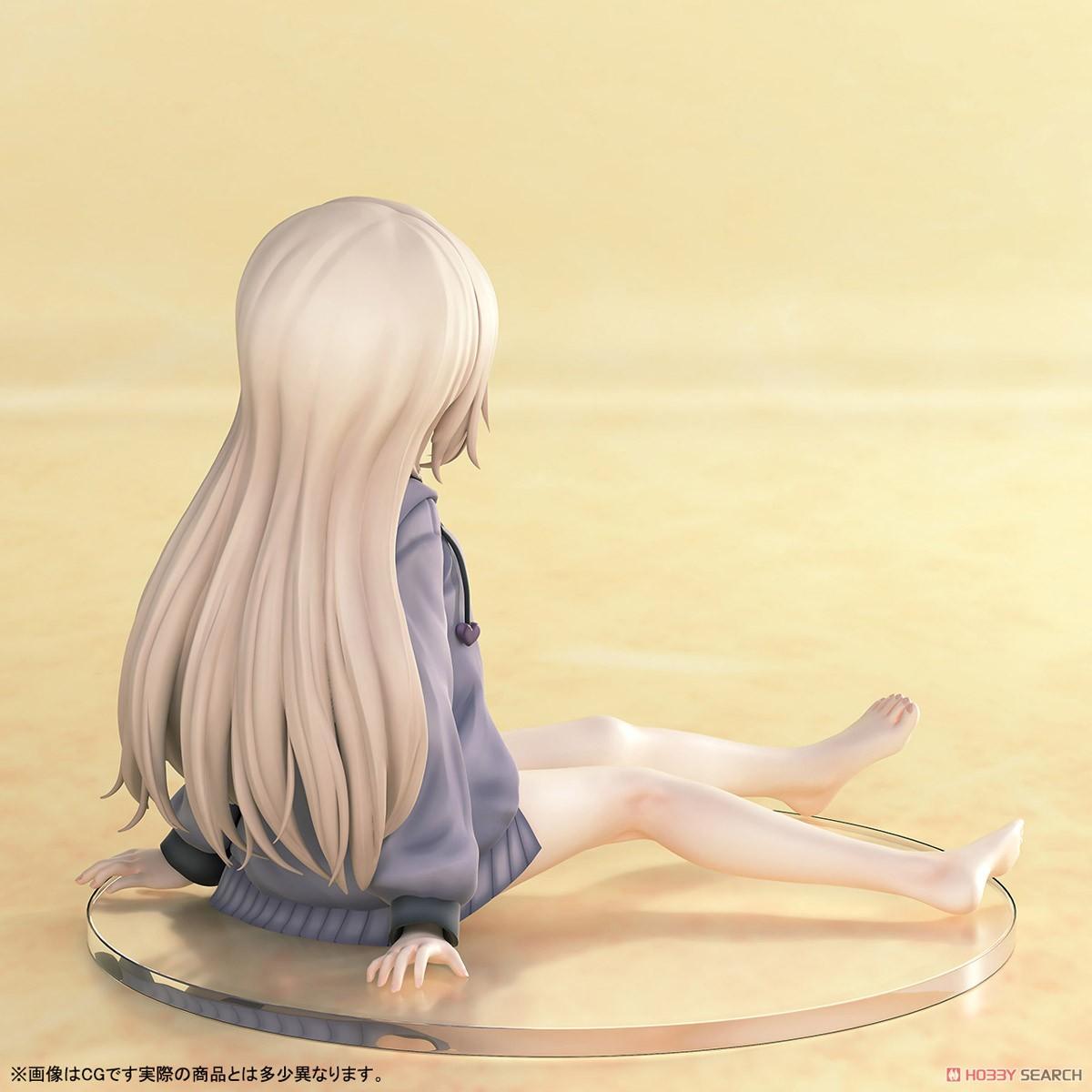 かぷりちお『パーカー少女』1/7 完成品フィギュア-005