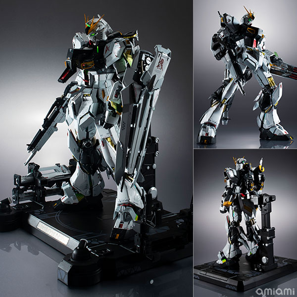 METAL STRUCTURE 解体匠機『RX-93 νガンダム』可動フィギュア