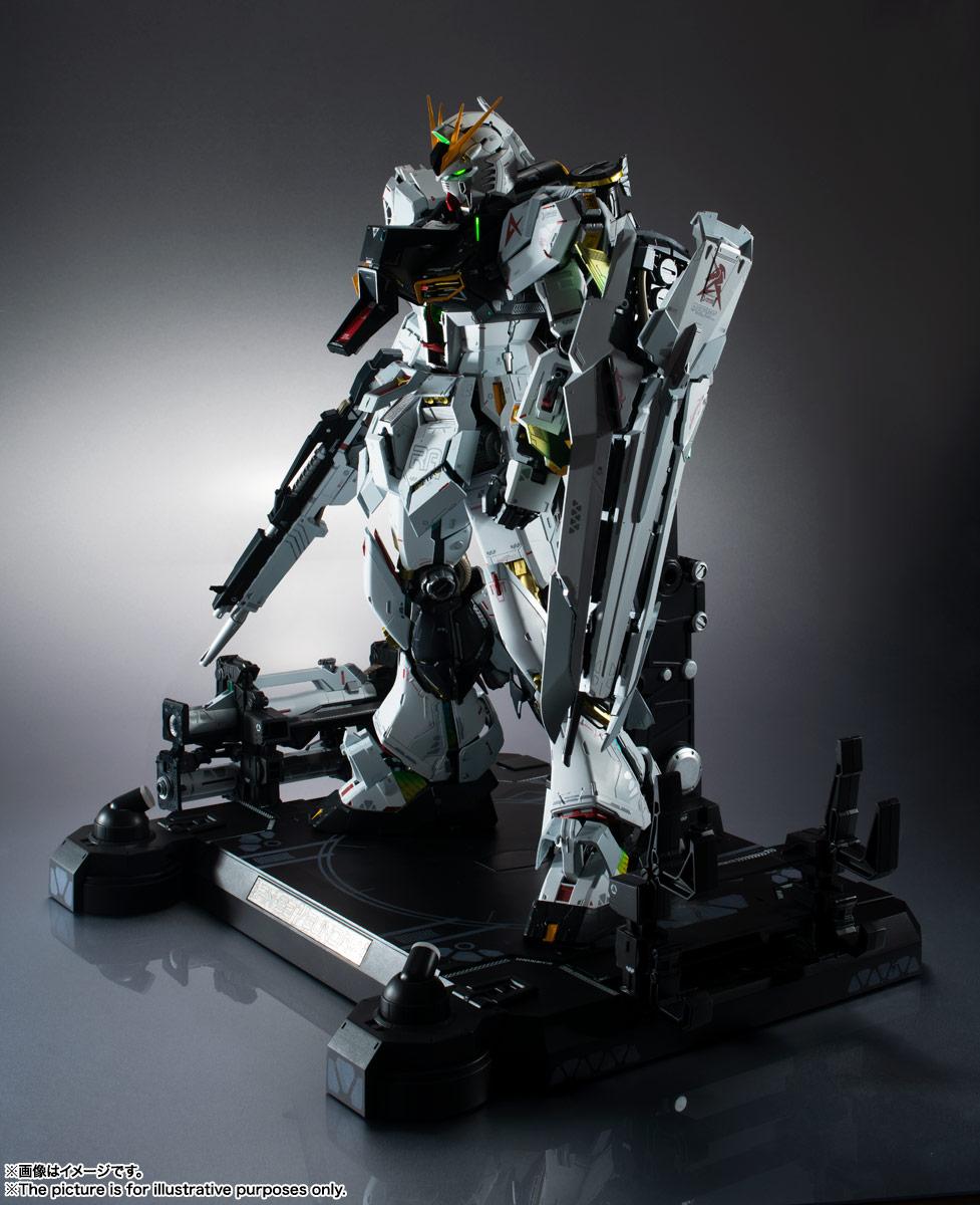 METAL STRUCTURE 解体匠機『RX-93 νガンダム』可動フィギュア-001