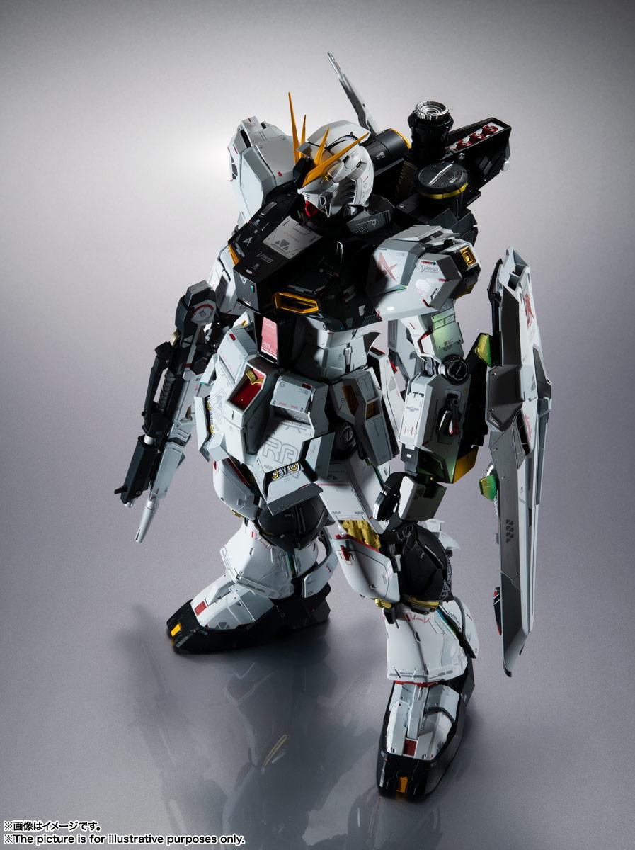 METAL STRUCTURE 解体匠機『RX-93 νガンダム』可動フィギュア-002