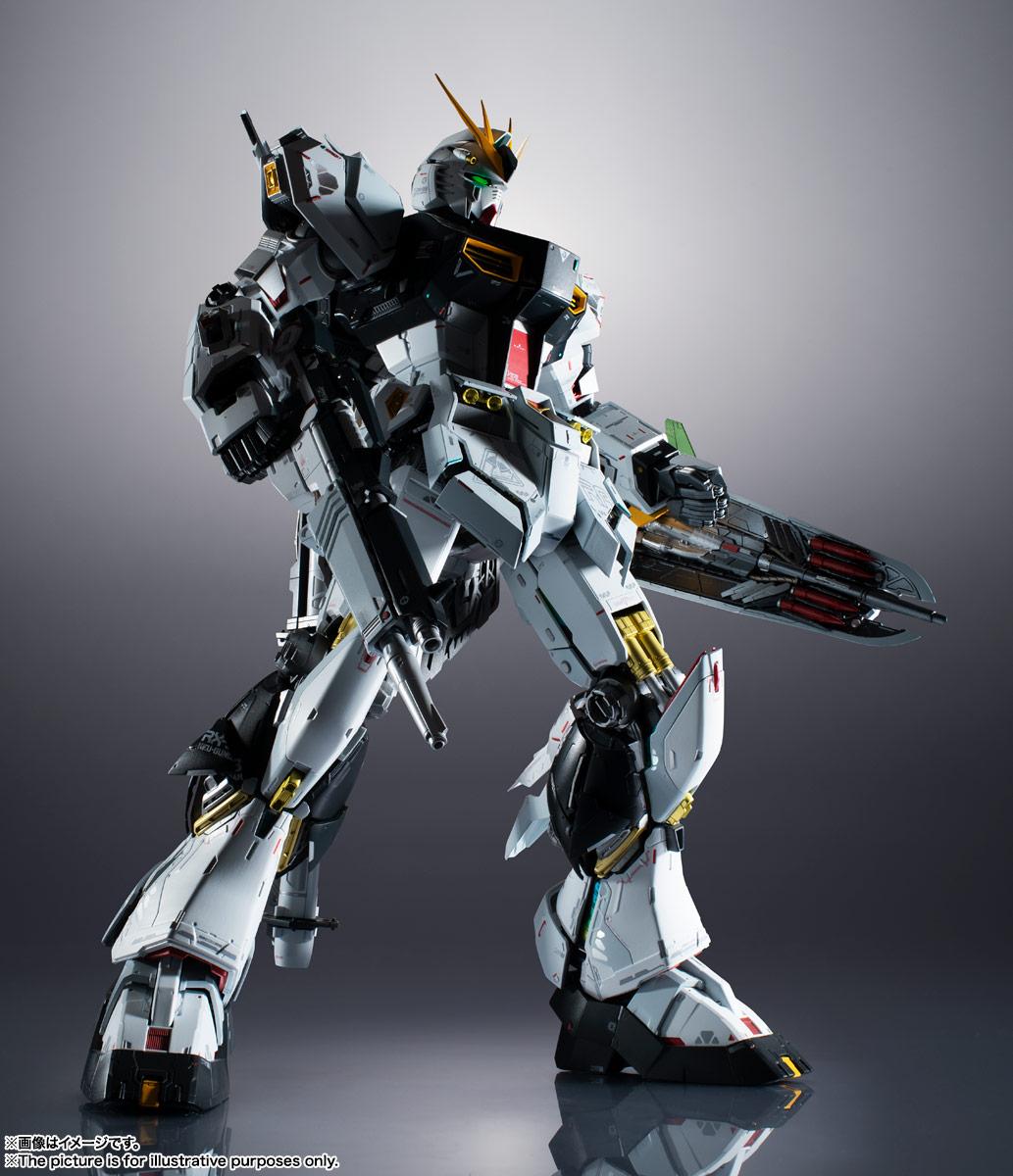 METAL STRUCTURE 解体匠機『RX-93 νガンダム』可動フィギュア-003
