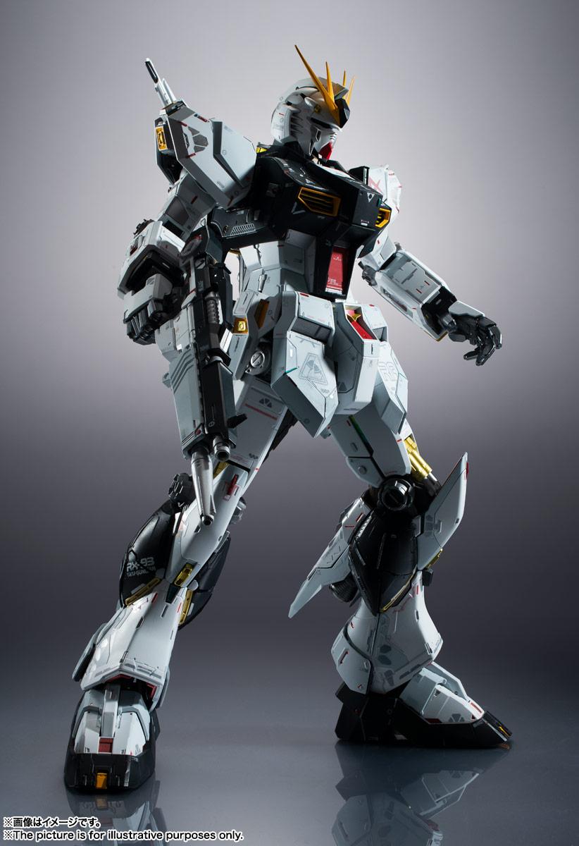 METAL STRUCTURE 解体匠機『RX-93 νガンダム』可動フィギュア-004