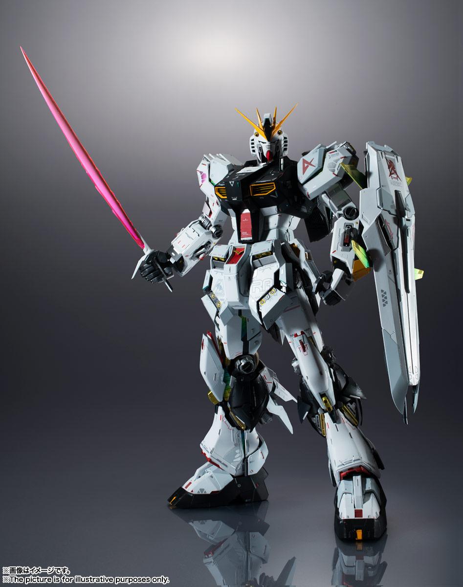 METAL STRUCTURE 解体匠機『RX-93 νガンダム』可動フィギュア-005