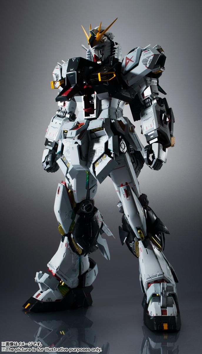 METAL STRUCTURE 解体匠機『RX-93 νガンダム』可動フィギュア-006