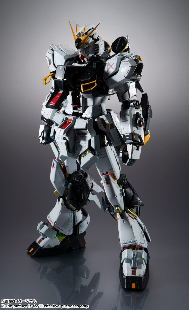 METAL STRUCTURE 解体匠機『RX-93 νガンダム』可動フィギュア-007
