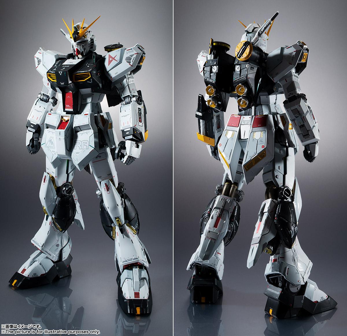 METAL STRUCTURE 解体匠機『RX-93 νガンダム』可動フィギュア-008